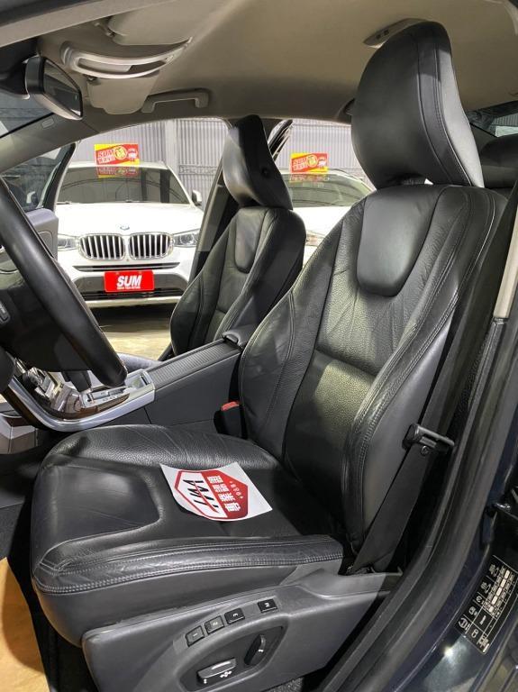 正2012年出廠 大改新款總代理 Volvo S60 1.6T4頂級旗艦款  只賣36.8萬