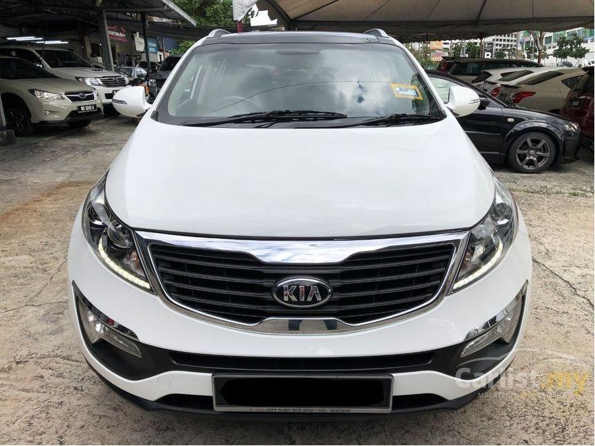 2013 Kia Sportage 2.0 SL (A) One Owner Leather Seat Push Start Reverse Camera  http://wasap.my/601110315793/Sportage2013