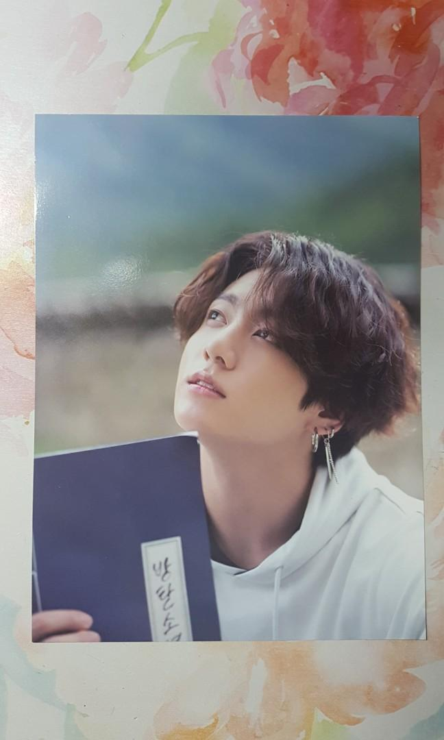 2019 BTS SUMMER PACKAGE IN KOREA JUNGKOOK MINI POSTER