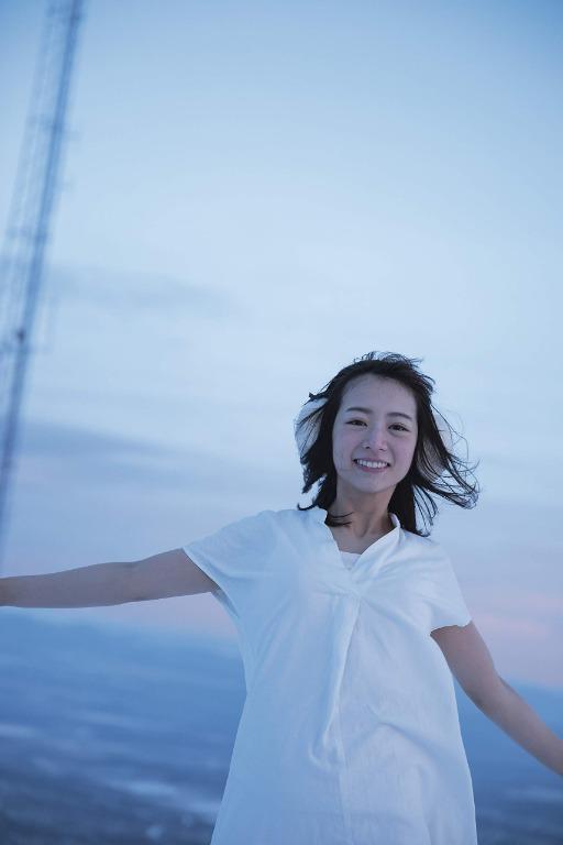 乃木坂46 北野日奈子 寫真集 空気の色