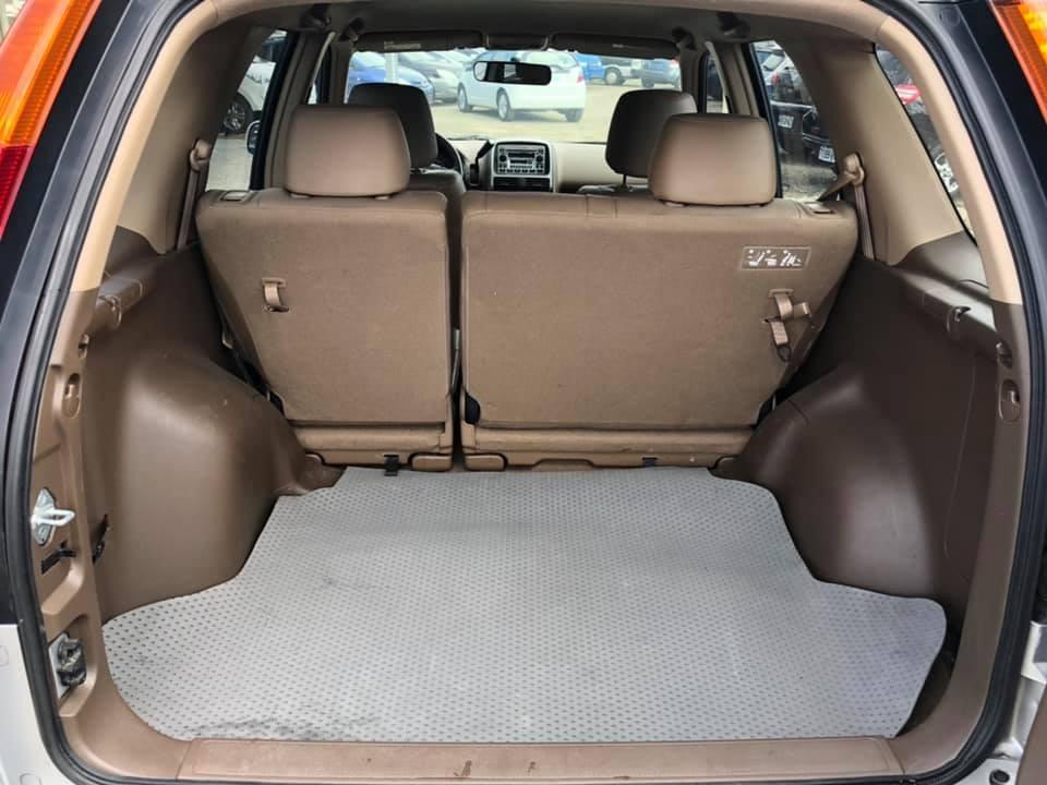 一手車 原廠保養 2004年 2.0 銀色 CR-V 實跑22萬公里 ABS 定速 安全氣囊 電動收摺後照鏡
