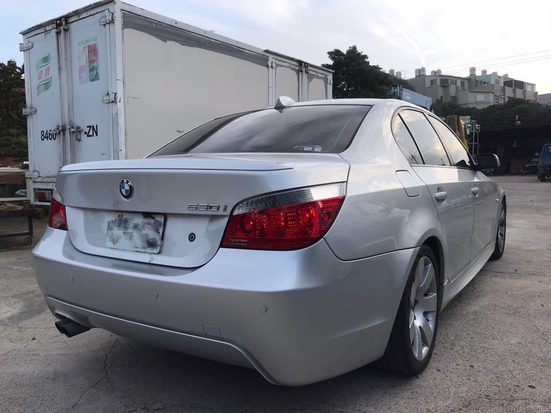 寶馬 BMW E60 530i 流當車 權利車