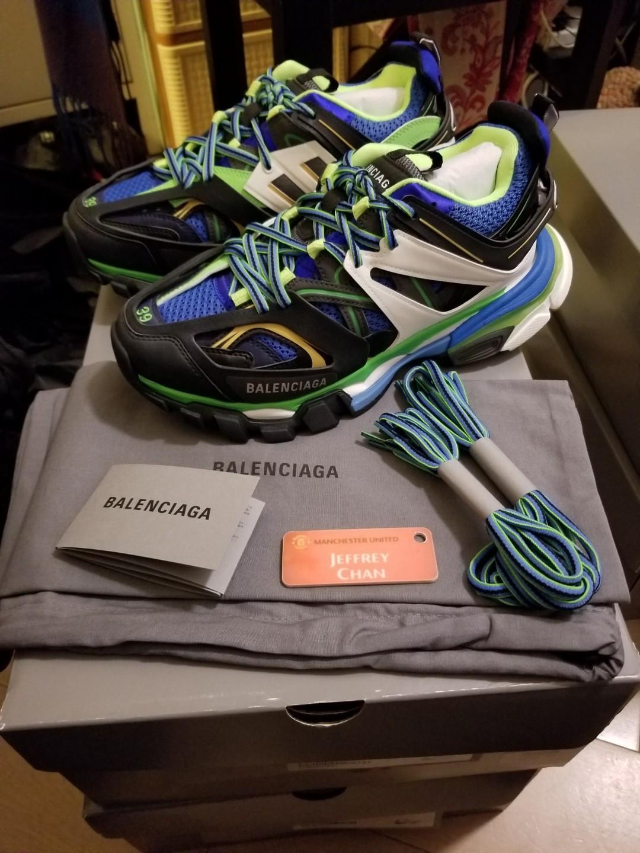 Balenciaga Balenciaga Track Sneakers Black 11083759