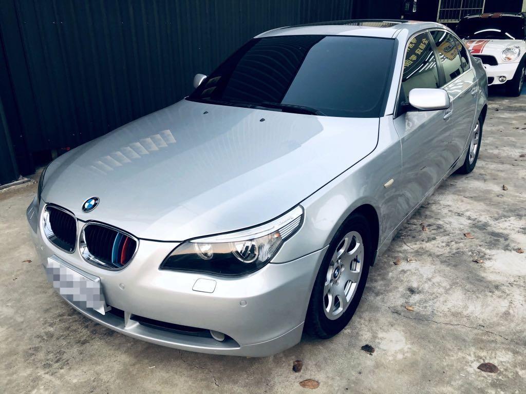 BMW 2004年 520I