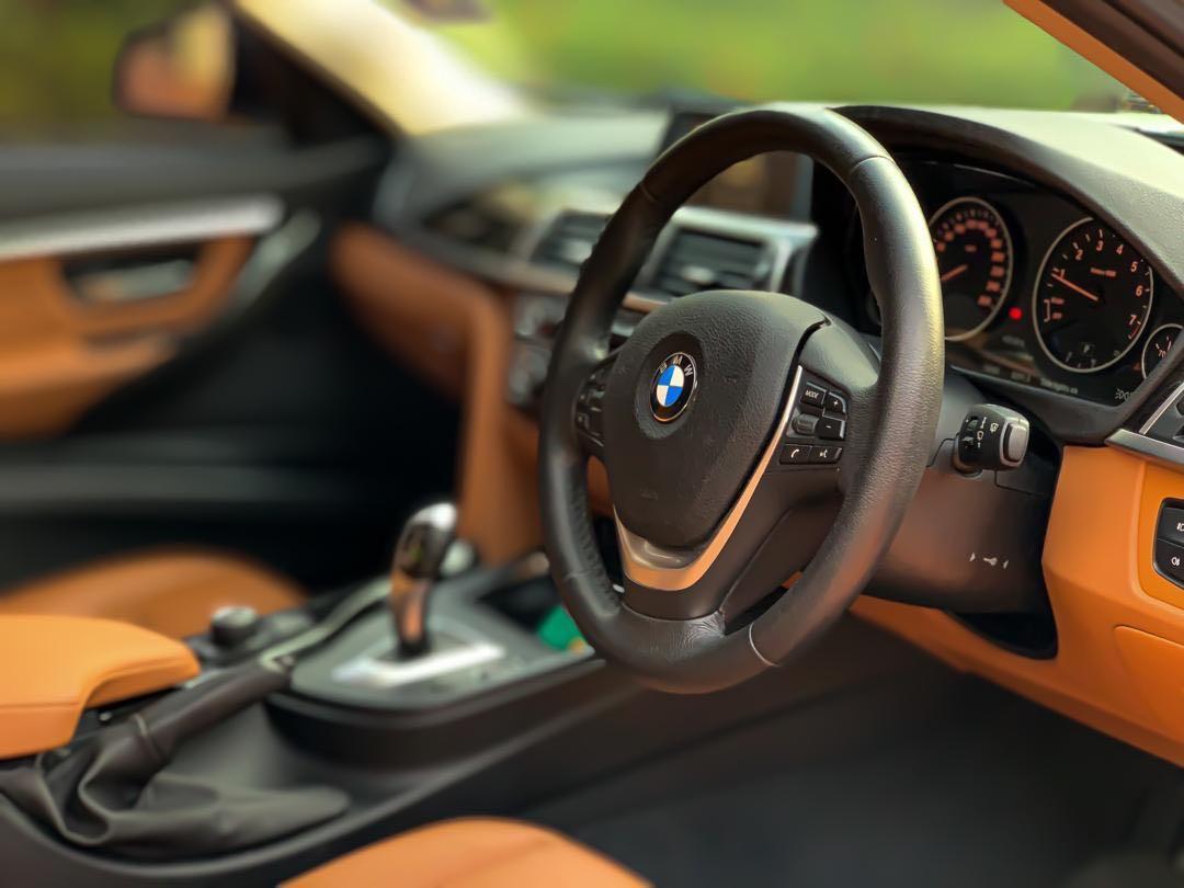 BMW F30 318i 1.5 TWIN TURBO CONVERT M-PERFORMANCE SEWABELI BERDEPOSIT