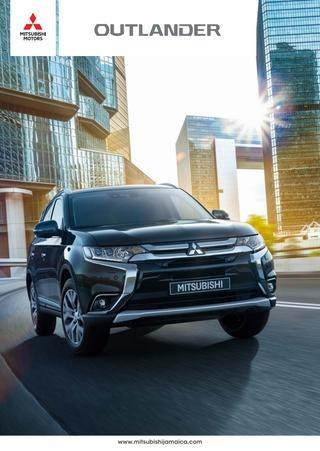 Brand New Mitsubishi Outlander For Personal Lease!