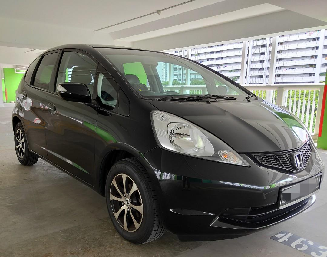Honda Fit 1.3A G For Rent
