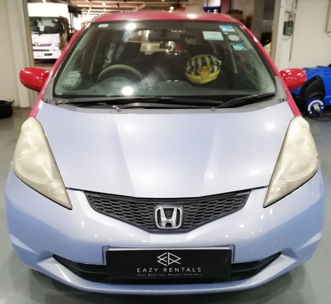 Honda Fit for Rent! CNY Promotion! 🍊🍊