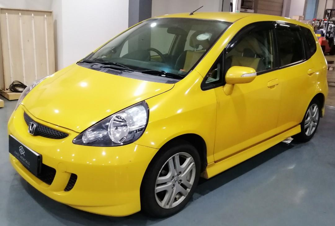 Honda Fit for Rent! CNY Promotion! 🍊🍊🍊