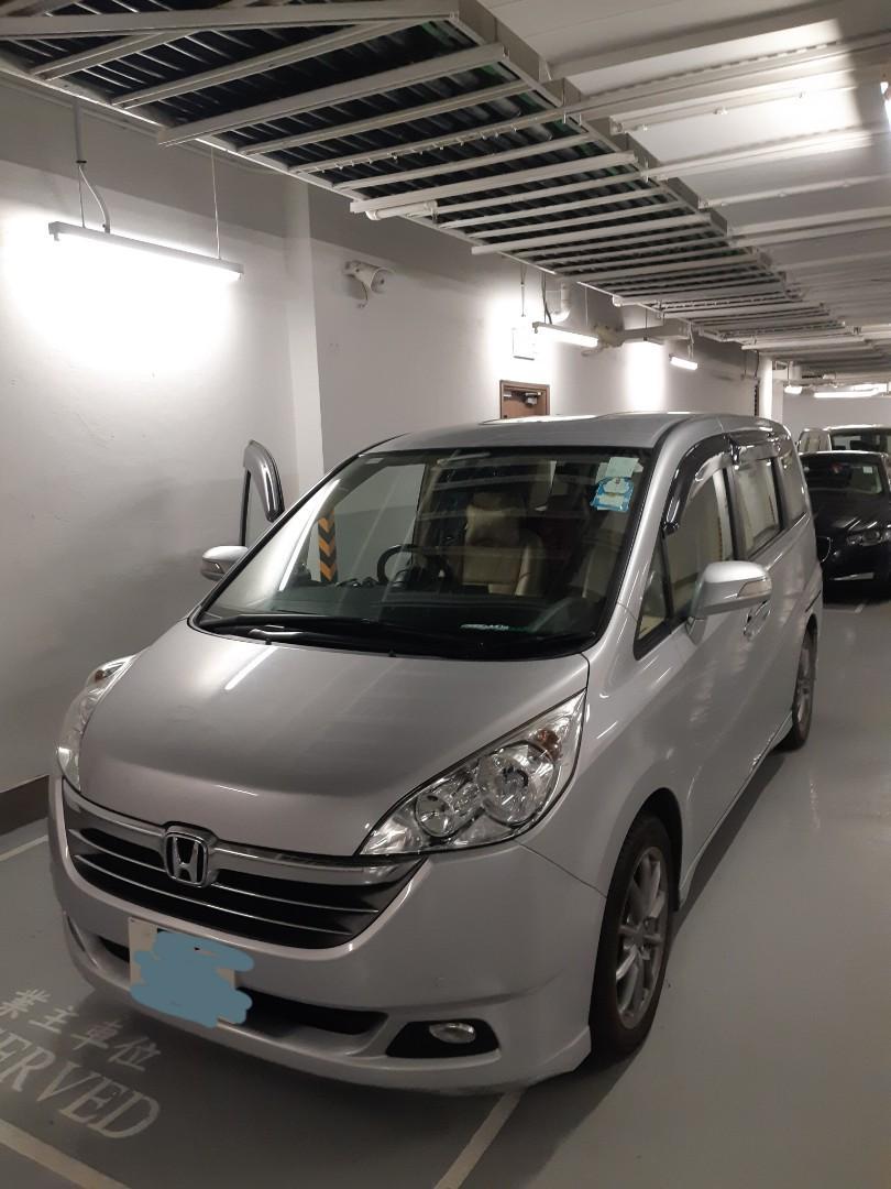 Honda Stepwgn 2.0 RG1 Auto