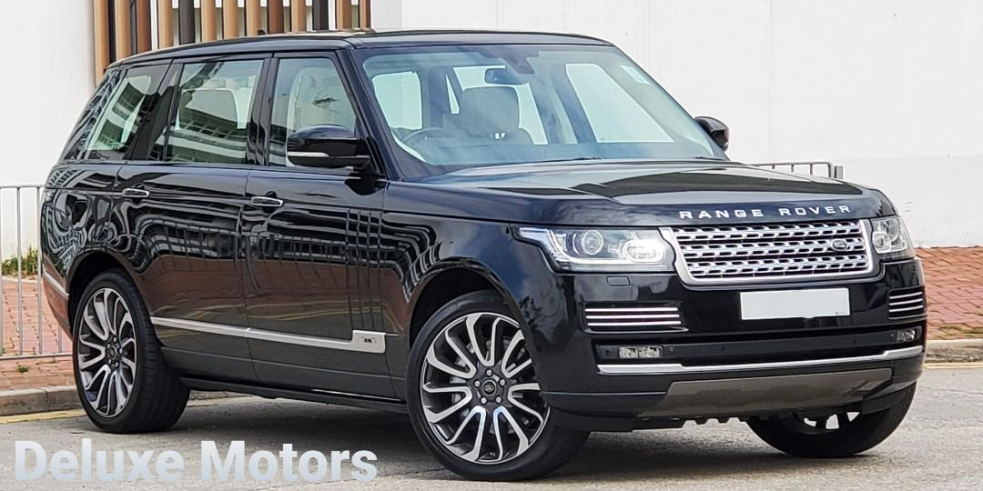 Land Rover Range Rover 5.0 (A)biography Supercharged LWB (A)