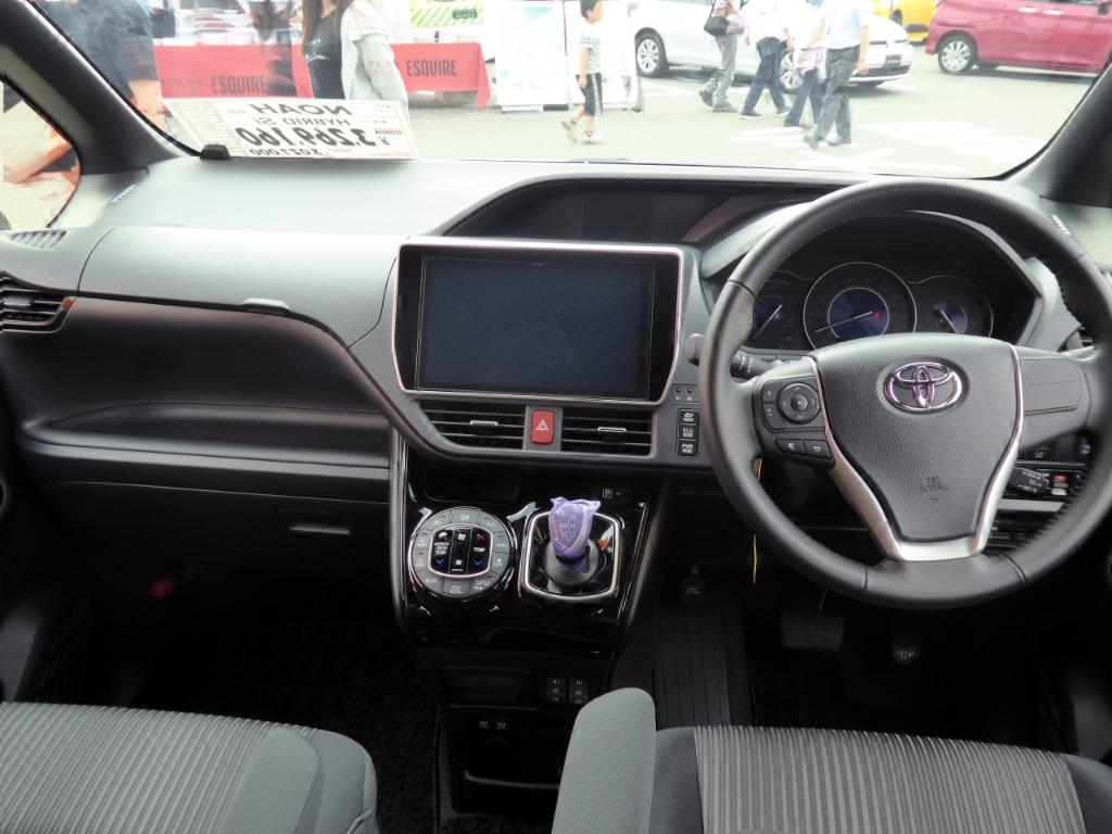 [Lease To Own] BRAND NEW TOYOTA NOAH HYBRID Car For Rent
