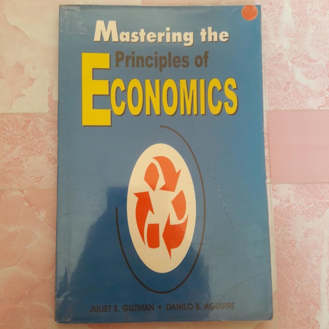 Mastering the Principles of Economics Workbook Published by NBS