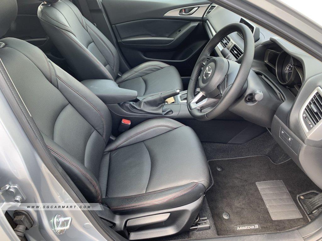 Mazda 3 1.5 6AT Standard (A)