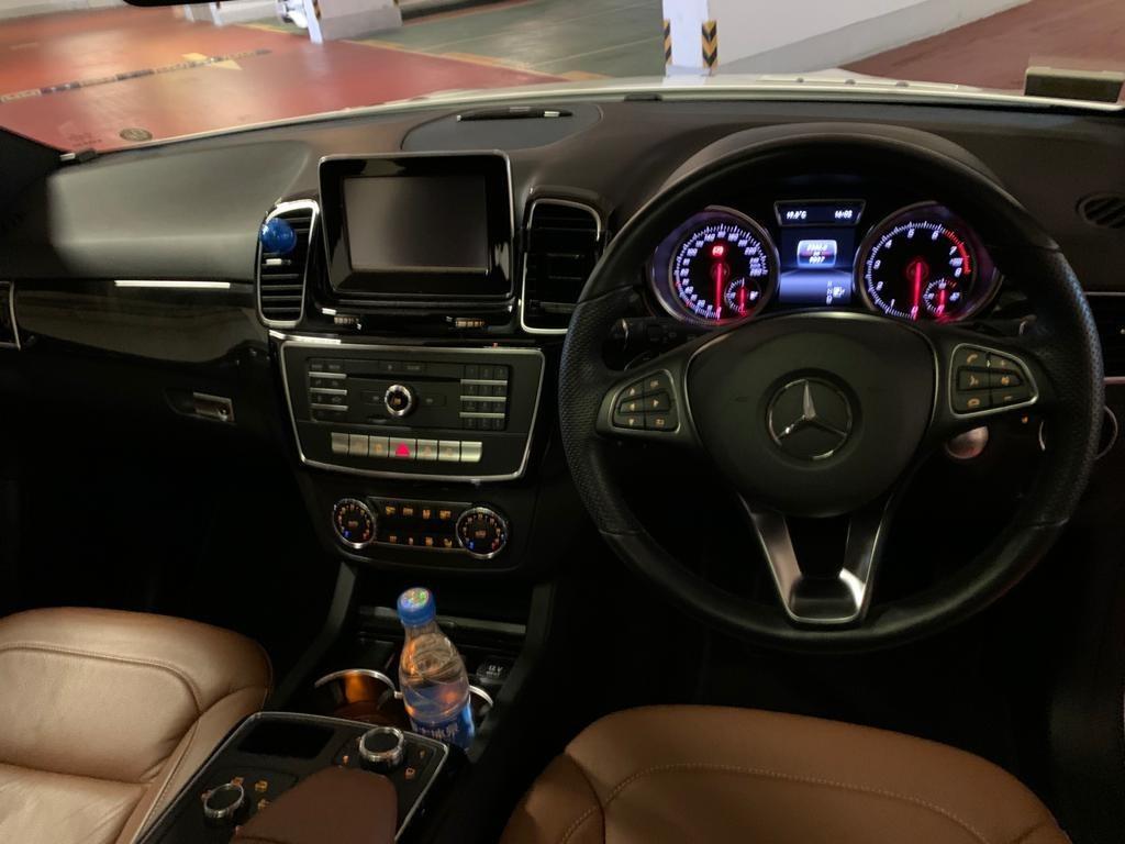 Mercedes-Benz GLE400 4Matic (A)
