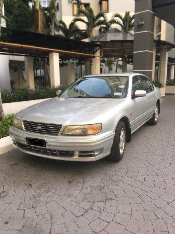 Nissan Cefiro 2001, 2.0(A) Price revision to clear parking space.