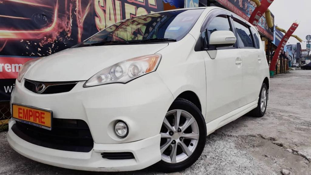 PERODUA ALZA 1.5 (A) EZI TWIN CAM !! 7 SEATERS MPV !! LIMITED EXECUTIVE EDITION !! FULL BODYKIT !! NEW FACELIFT !! PREMIUM MPV HIGH SPECS !! ( BXX 2476 ) 1 CAREFUL OWNER !!