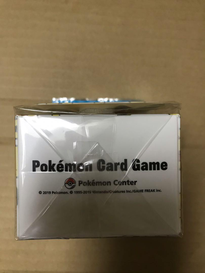 Pokemon 精靈寶可夢 寵物小精靈 - TCG 卡盒 咭盒 比卡超 皮卡丘 ピカチュウ Pikachu