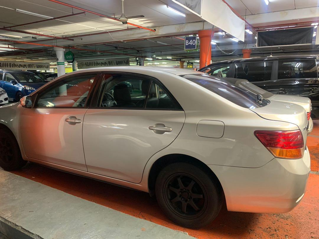 Promotion From 18/01 - 22/01 TOYOTA ALLION