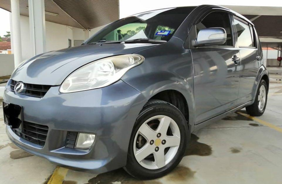 Sale !!  2010 Perodua Myvi 1.3 (A) RM431 for 5years
