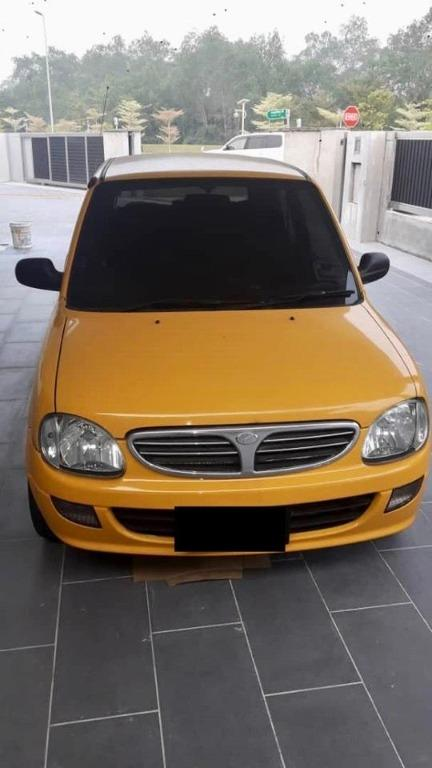Sewa Kereta Murah Kuching Samarahan - Yellow Submarine Car Rental