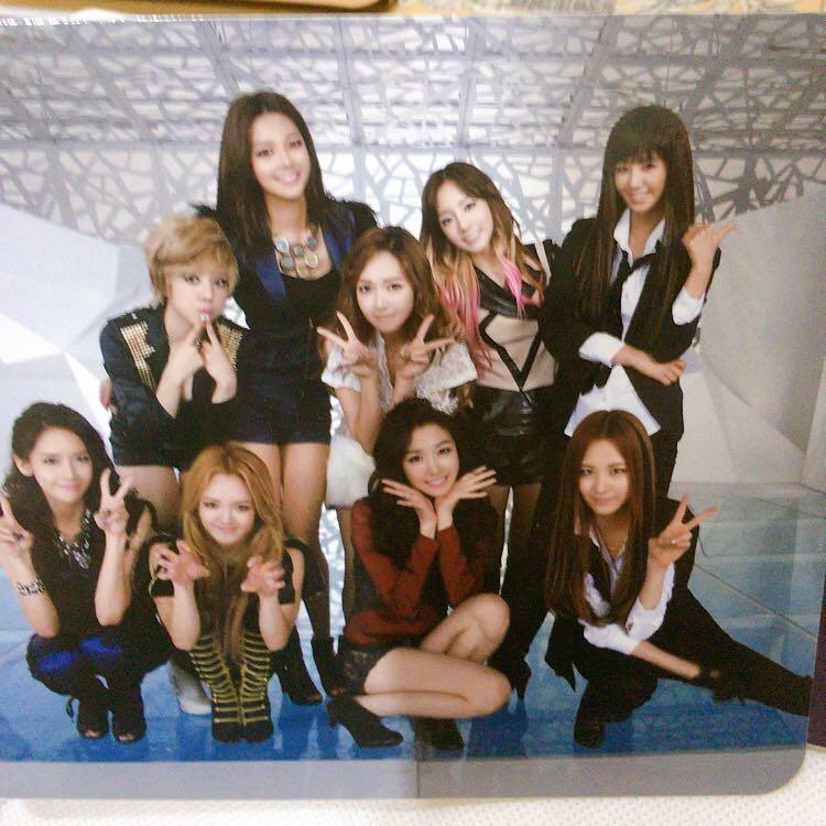 [Special Group PC] SNSD Girls' Generation The Boys album (Korea Press)