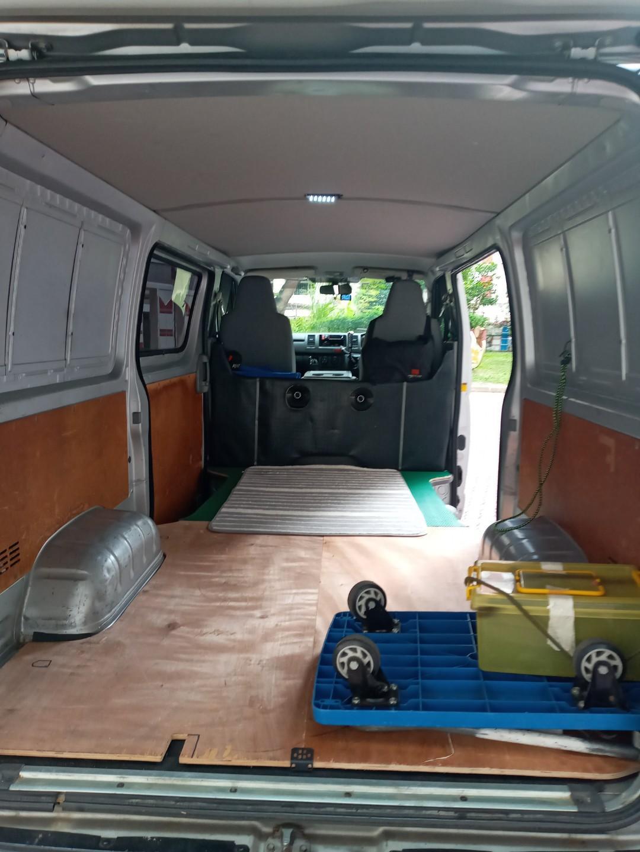 Take Over Rental Van ( REVISED)