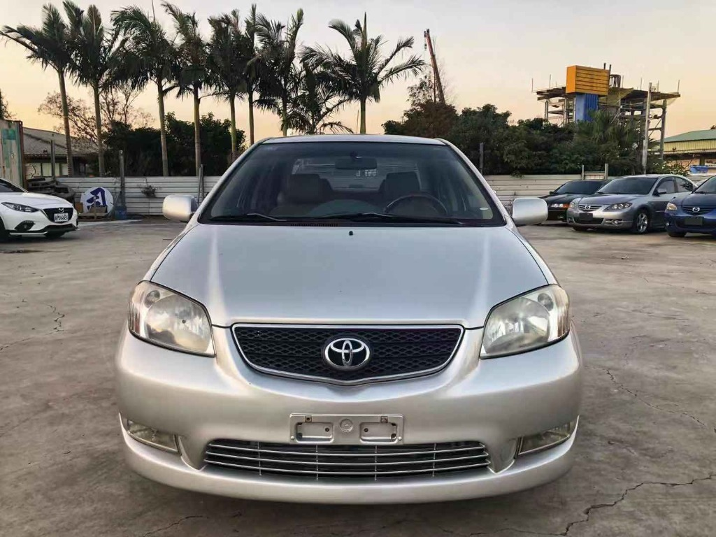 Toyota\05年vios E