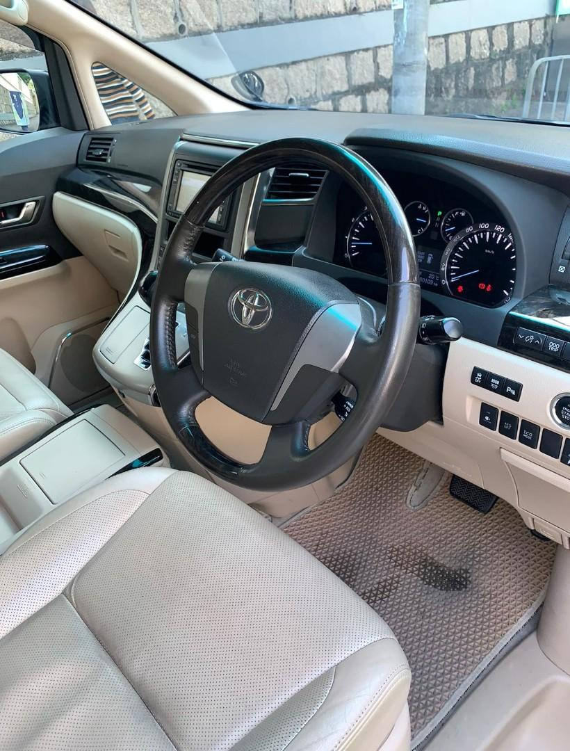 Toyota Alphard 350 V6 Alphard 350 V6 Auto