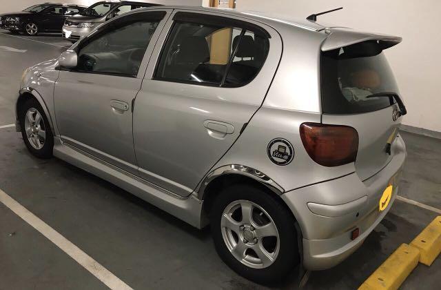 Toyota Vitz 1.3 (A)