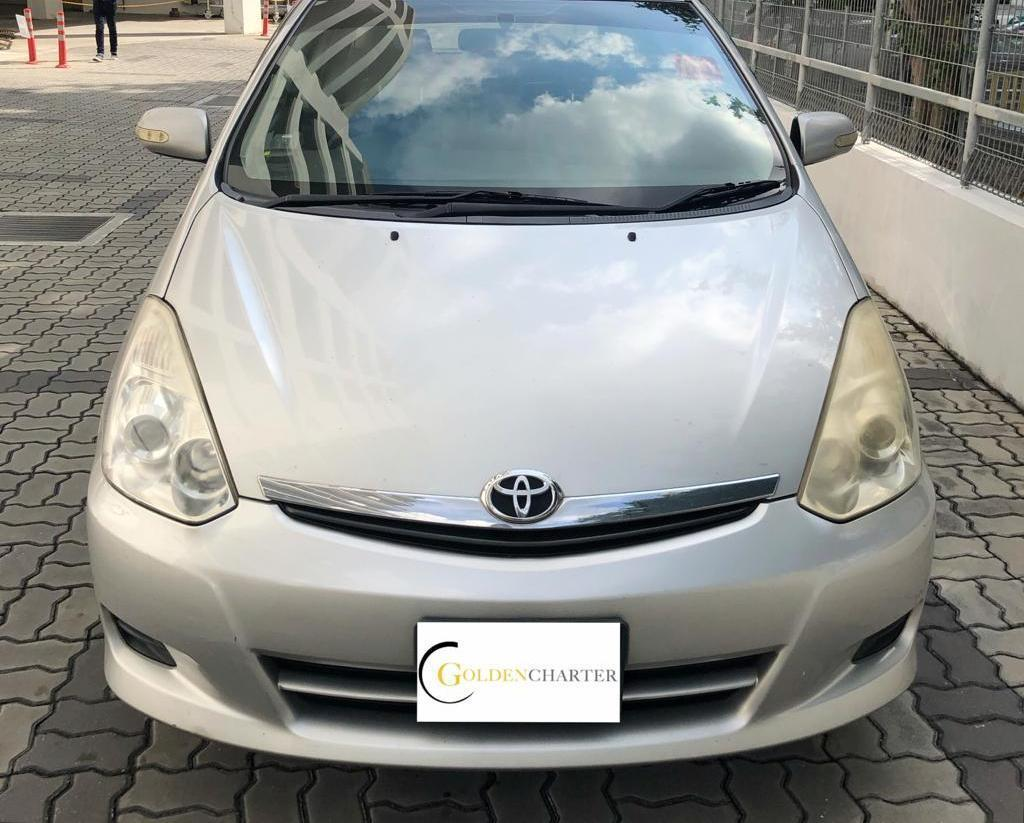 Toyota Wish CHEAPEST RENTAL for Grab GoJek or Personal use