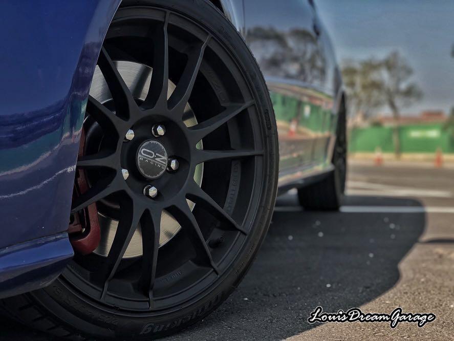 VW GOLF R R32 4傳