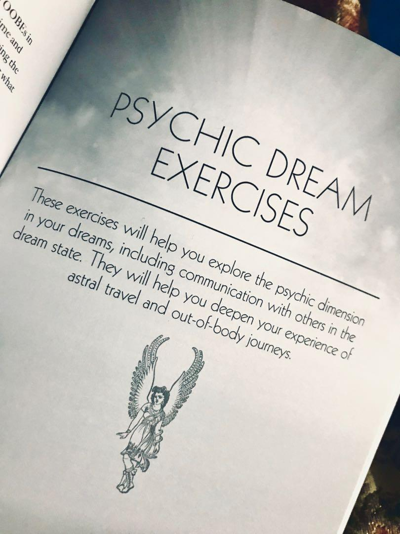 ✨YOUR COMPLETE WORKSHOP IN A BOOK   The Dream Experience Journal & Workbook