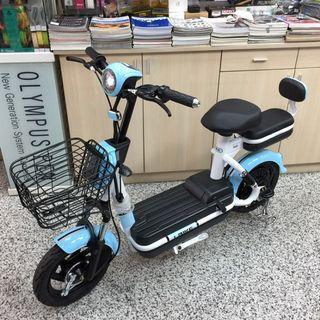 【擱再來】【現貨】☆全新 尚酷 48V 12Ah 450W 免牌照 電動自行車