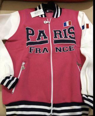 Jaket PARIS wanita ORIGINAL #awal2020