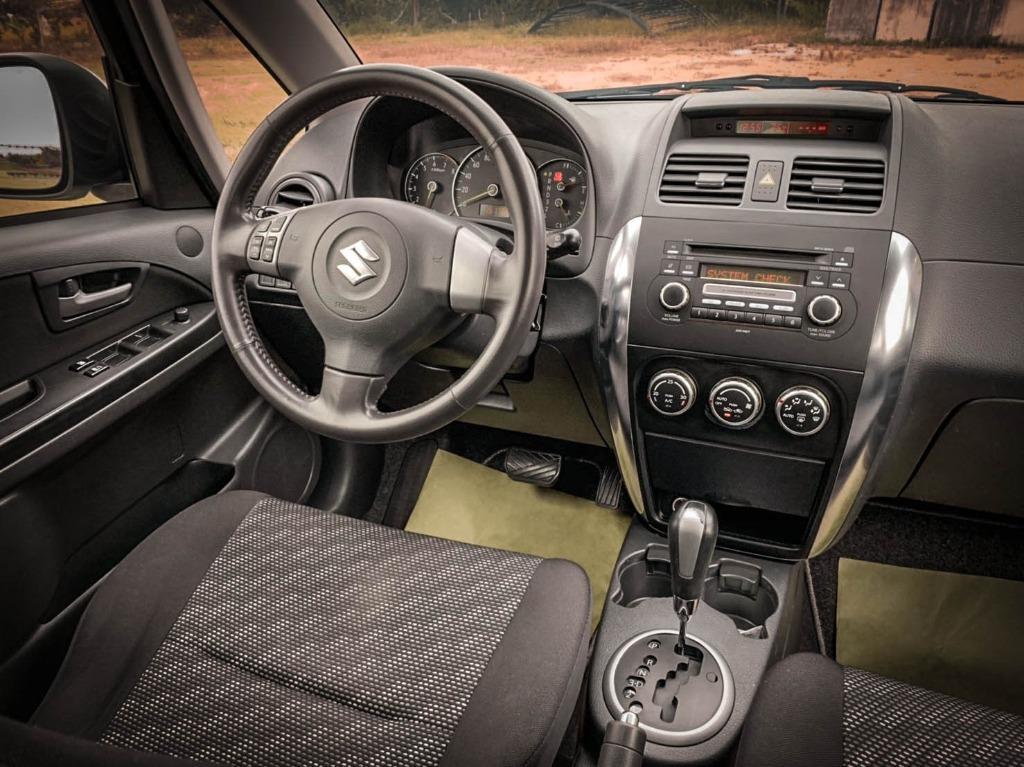 2009年sx4 一手車