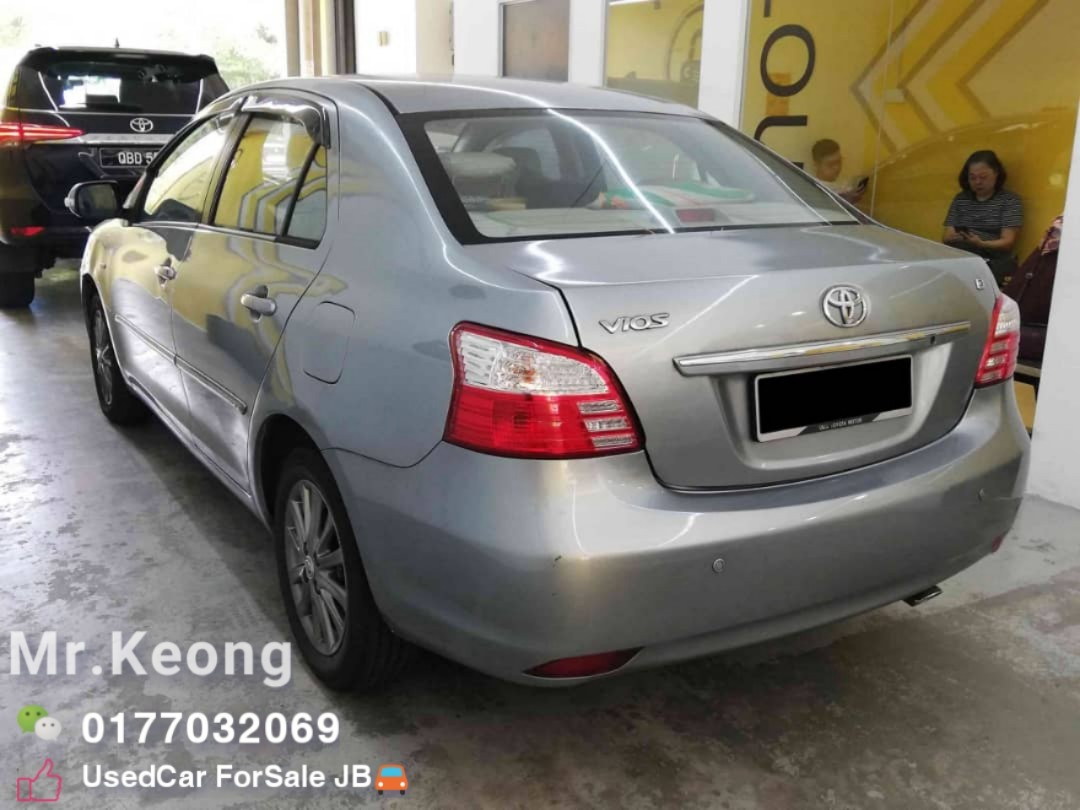 2013TH🚘TOYOTA VIOS 1.5AT G SPEC Add➕On FullBodykit🎉华人女车主🚘Low MILEAGE 4XXXXKM Cash💰OfferPrice💲Rm39,800 Only🚨LowestPrice InJB‼Interested Call📲KeongForMore🤗