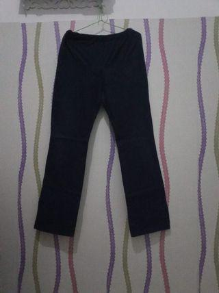 Celana hamil jeans ukuran XL