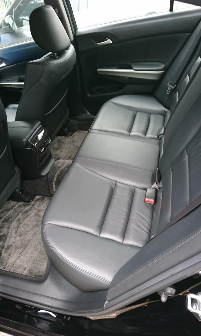 自售 2012 Honda accord 2.4 vti