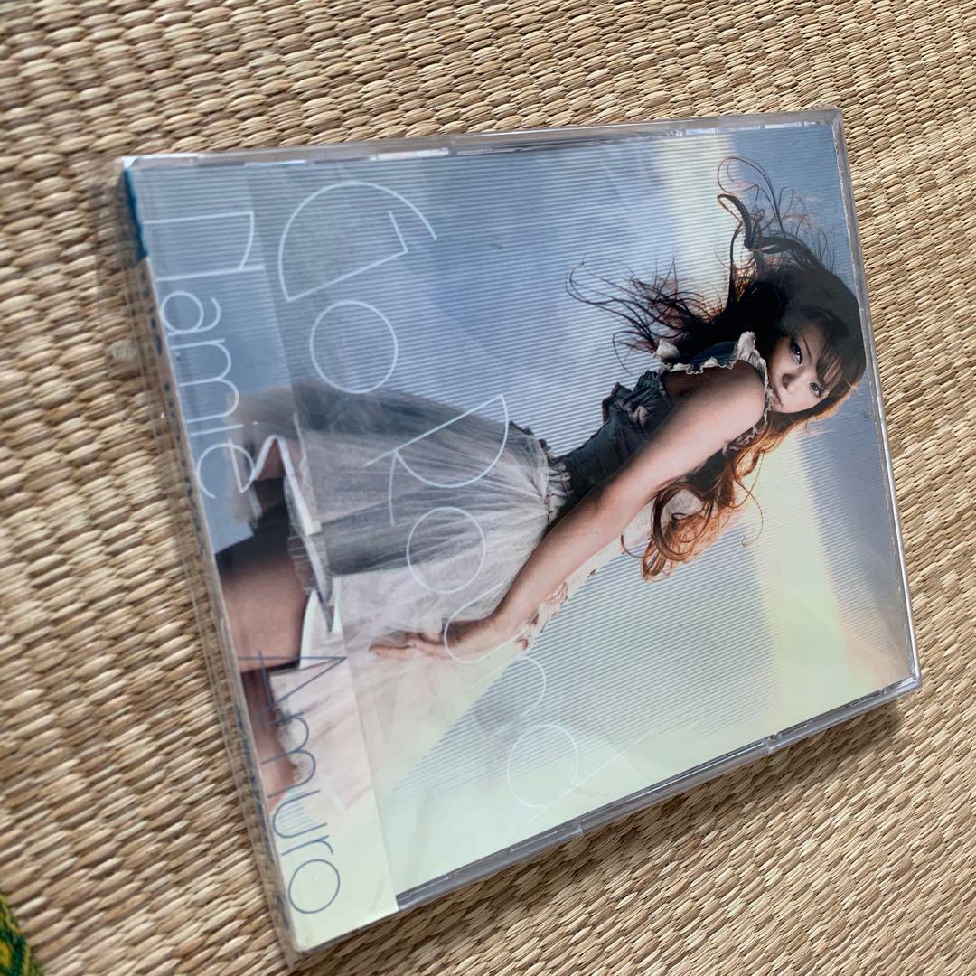 安室奈美惠 yeah oh 台版 cd dvd