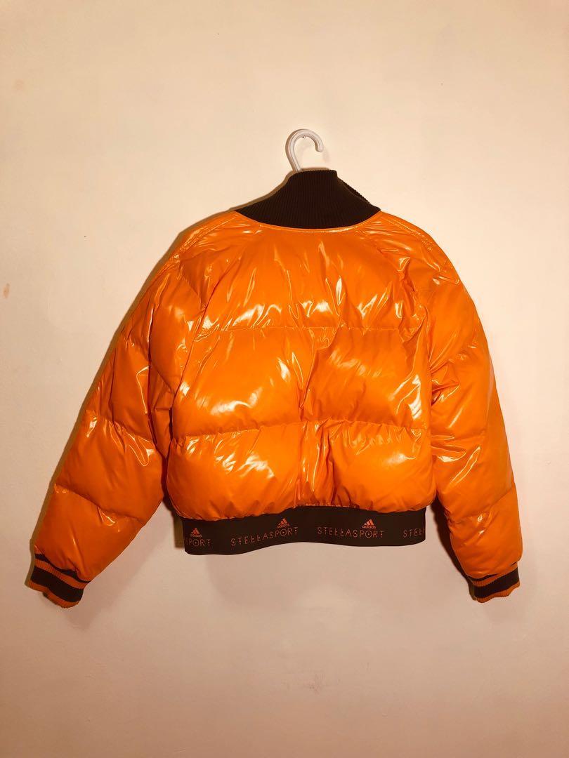 adidas x Stella McCartney Stellasport Bubble Coat Size L