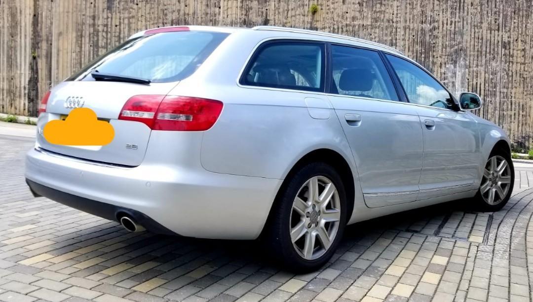 Audi A6 Avant FSI Multitronic旅行車 2010 Audi  A6 Avant FSI Multitronic旅行車 Auto
