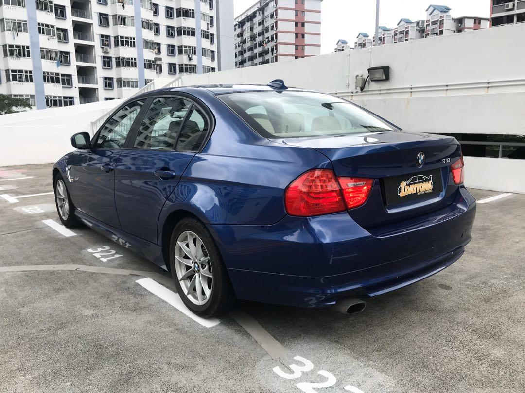 BMW 318i New 10year Coe  Auto