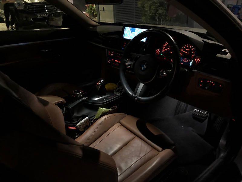BMW 428i Coupe Luxury Auto