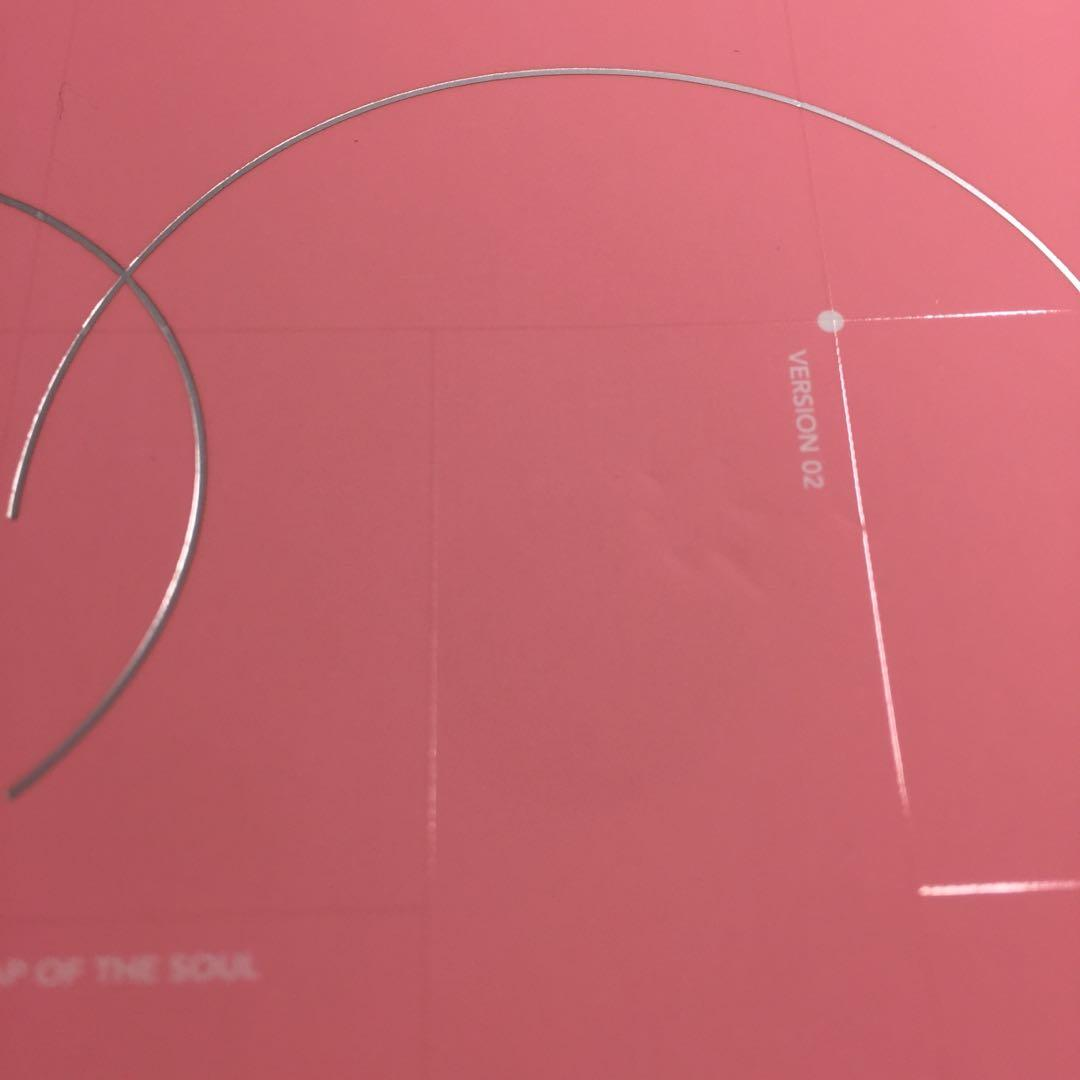 BTS map of the soul: persona albums ver. 02 and 03