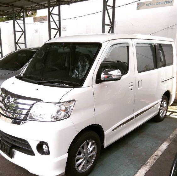 DP MURAH Daihatsu Luxio mulai 14 jutaan. Daihatsu Fatmawati