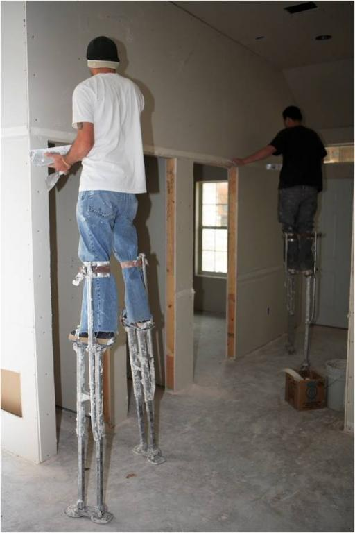 Drywall Stilts Assistive Devices On Carousell