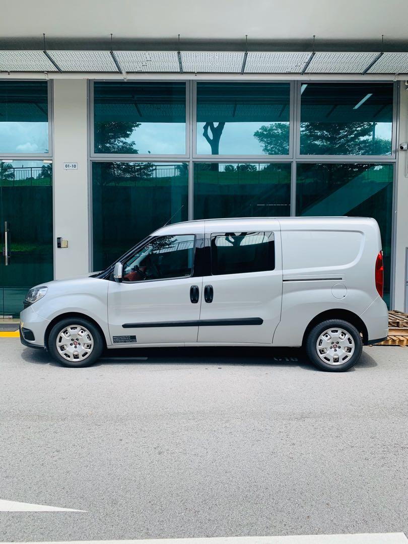 Fiat Doblo Cargo Maxi 1.6M Manual