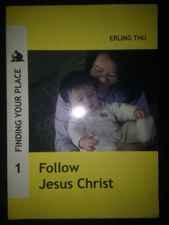 Follow Jesus Christ: Finding your place (Christian / Devotion / Workbook)