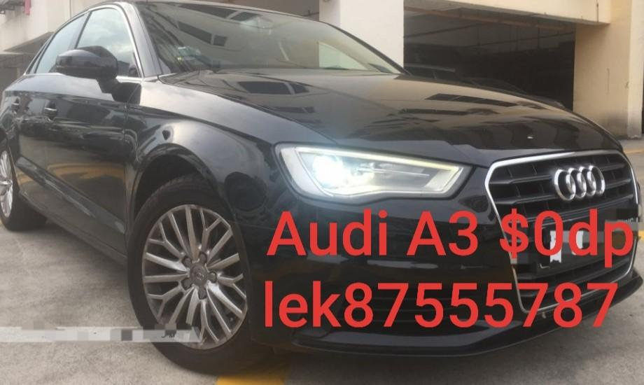 (For sales only) Audi A3